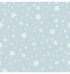 Snowing vector