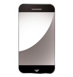 Modern smart phone vector