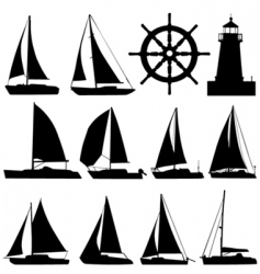 Sailing vector