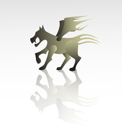 Beast sign vector