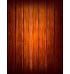 Dark wood background vector