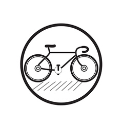 Bicycle vector