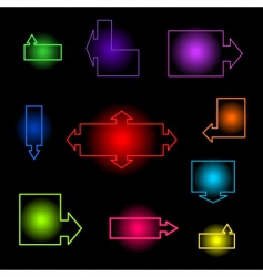 Neon index vector