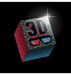 3d 3d color vector
