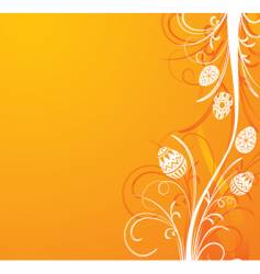 Background easter vector