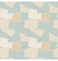 Retro paper patterns vector