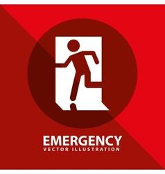 Emergency signal vector