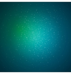 Green soft abstract background vector