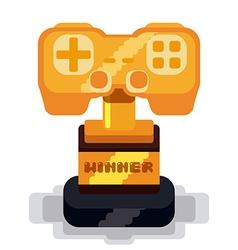 Videogames design vector