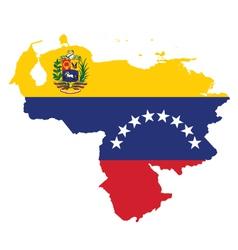 Venezuela flag vector