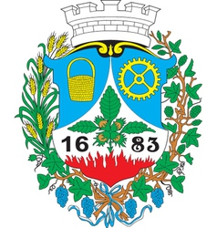 Liesing district coat-of-arms vector