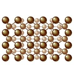 Multi-level molecular stereogram vector
