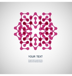 Modern technological color pattern eps vector