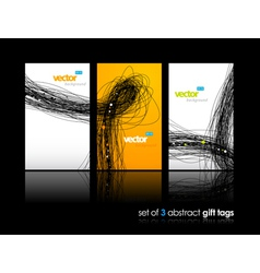 Gift cards vector