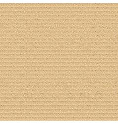 Cardboard paper texture vector