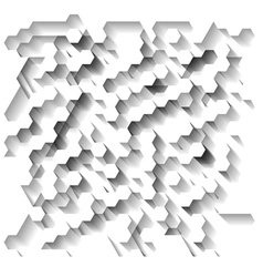 White technological background vector