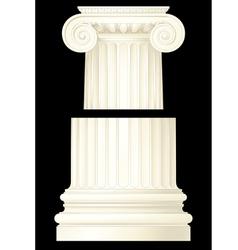 Classic style column vector