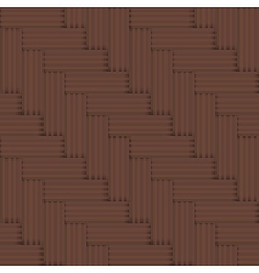 Seamless parquet floor retro pattern vector