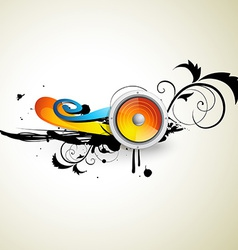 Music art design vector