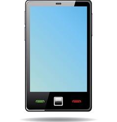 Abstract touchscreen vector