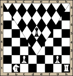 Chess strike vector