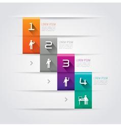Infographics design vector