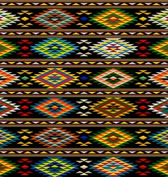 American indian seamless pattern vector