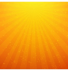 Sunburst background with rays vector