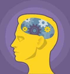 Thinking head vector