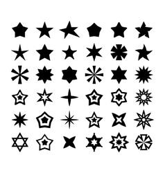 Star sign vector