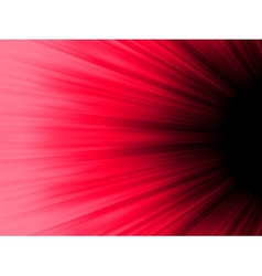 Abstract luminous rays background vector