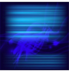 Abstract silk blue background vector