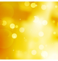 Glittery gold christmas background eps 10 vector
