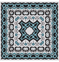 Bandana pattern vector