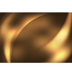 Gold abstract backgrounds vector