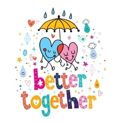 Better together 3 vector