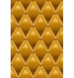 Pattern upholstery vector