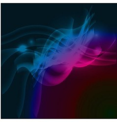 Abstract twisted waves vector