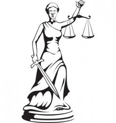 Justice vector
