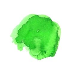 Watercolor style design elements vector