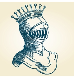 Kings armor vector