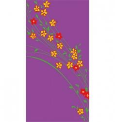 Flower waltz vector