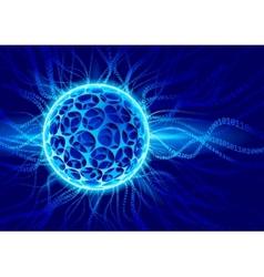 Plasma ball vector