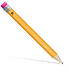 Pencil 01 vector