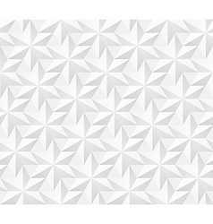 Seamless pattern - hexagonal stars background vector
