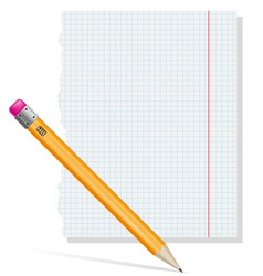 Pencil 02 vector
