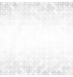 Light background with soft gray circles vector