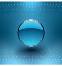 Abstract sphere design vector