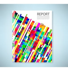 Cover report abstract geometric seamless pattern vector