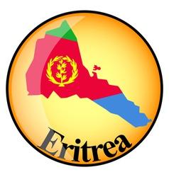 Button eritrea vector